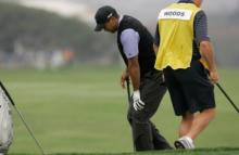 Tiger Woods did not make the cut - image courtesy BodogLife.com