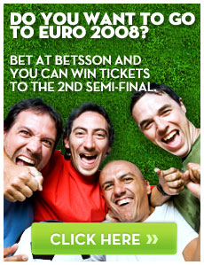 Click to visit Betsson for more info on the Euro 2008 prize