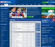 Have a look at the Bet Fred web site - you will agree it is easy to use