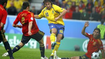 Zlatan Ibrahimovic - photo courtesy BodogLife.com