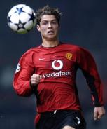 Cristiano Ronaldo - photo courtesy of Bodog Sportsbook