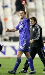 Chelseas Frank Lampard - photo courtesy of Bodog Sports