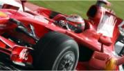 Kimi Raikkonen - photo courtesy Boyle Sports