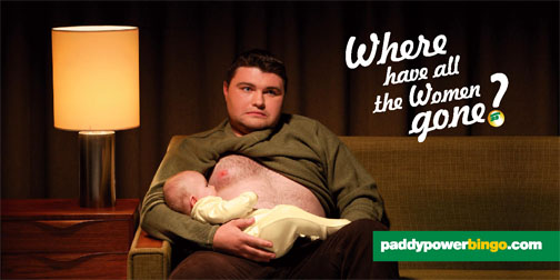 Click to visit Paddy Power - add your comment on this censorship!
